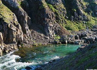 Hafralónsá, Þistifjörður, laxveiði.