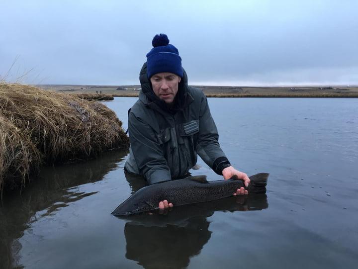 Húseyjarkvísl, Valgarður Ragnarsson