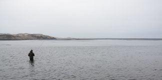 Tungufljót, Syðri Hólmi