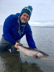 Húseyjarkvísl 2017, Þorsteinn Guðmundsson