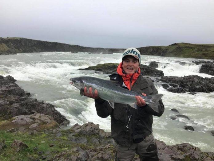 Þjórsá, Urriðafoss, Stefán Sigurðsson