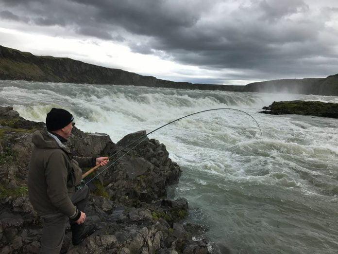 Þjórsá, Urriðafoss, Iceland Outfitters, IO