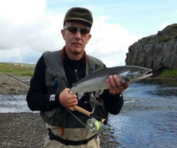 Óðinn Gestsson, Hrútafjarðará