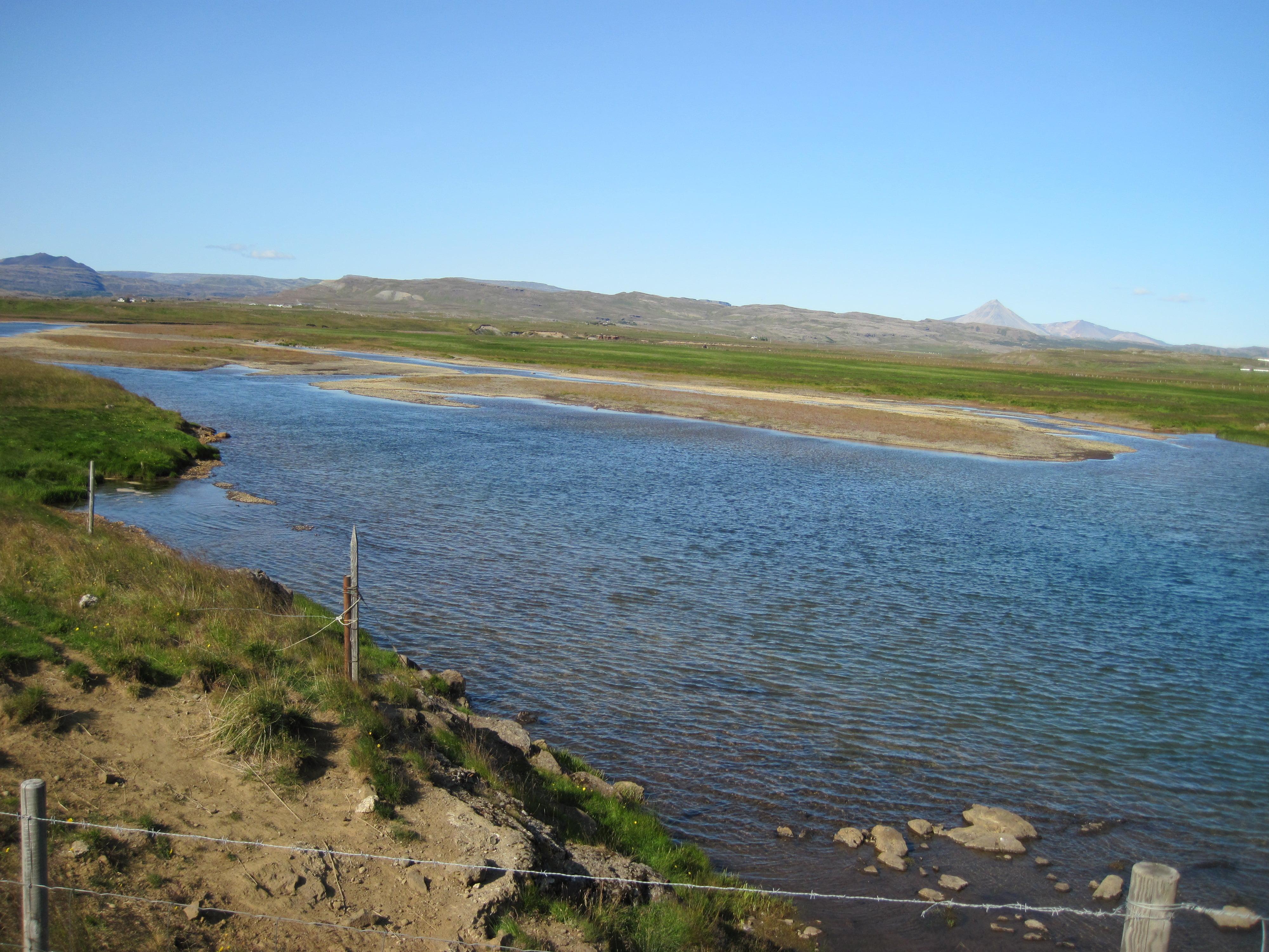 Þverá, Lundarhylur