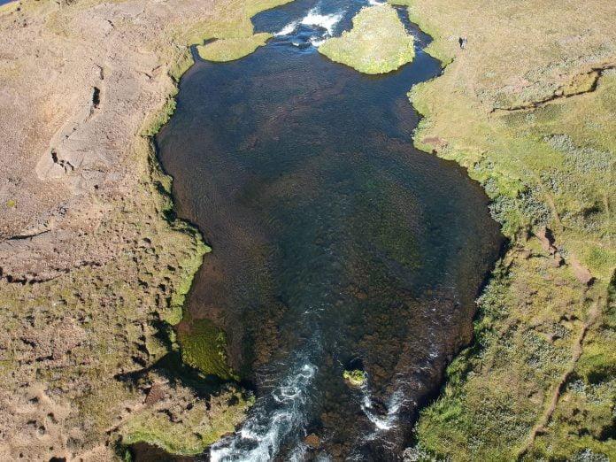 Svartá í Bárðardal