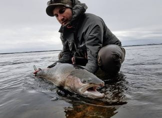 Tungufljót, Lárus Lúðvíksson.