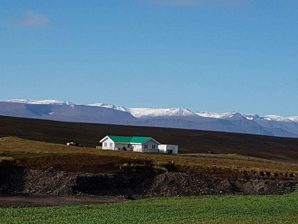 Mýrarkvísl, veiðihús