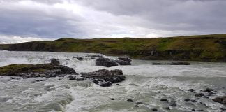 Urriðafoss, Þjórsá