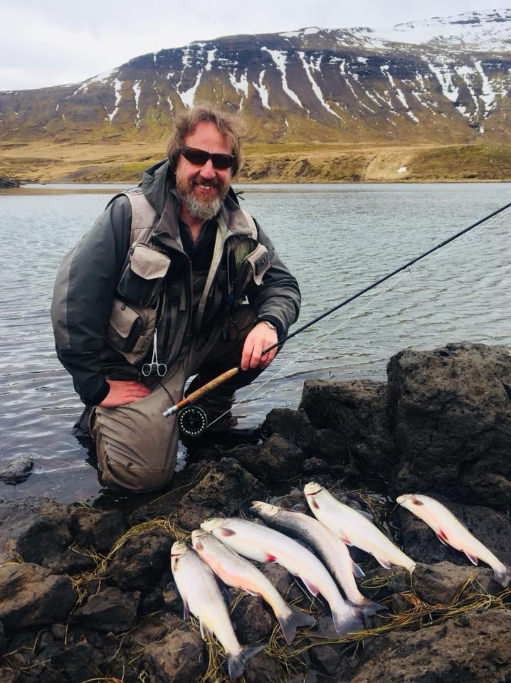 Hraunsfjörður, Atli Bergmann