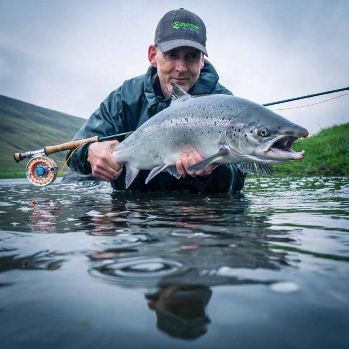 Óskar Páll Sveinsson, Norðurá