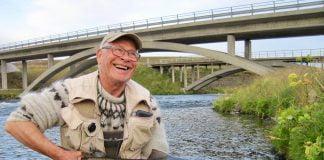 Birgir Steingrímsson, Laxá í Aðaldal