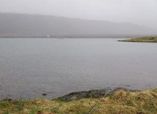 Hlíðarvatn, Einar Falur