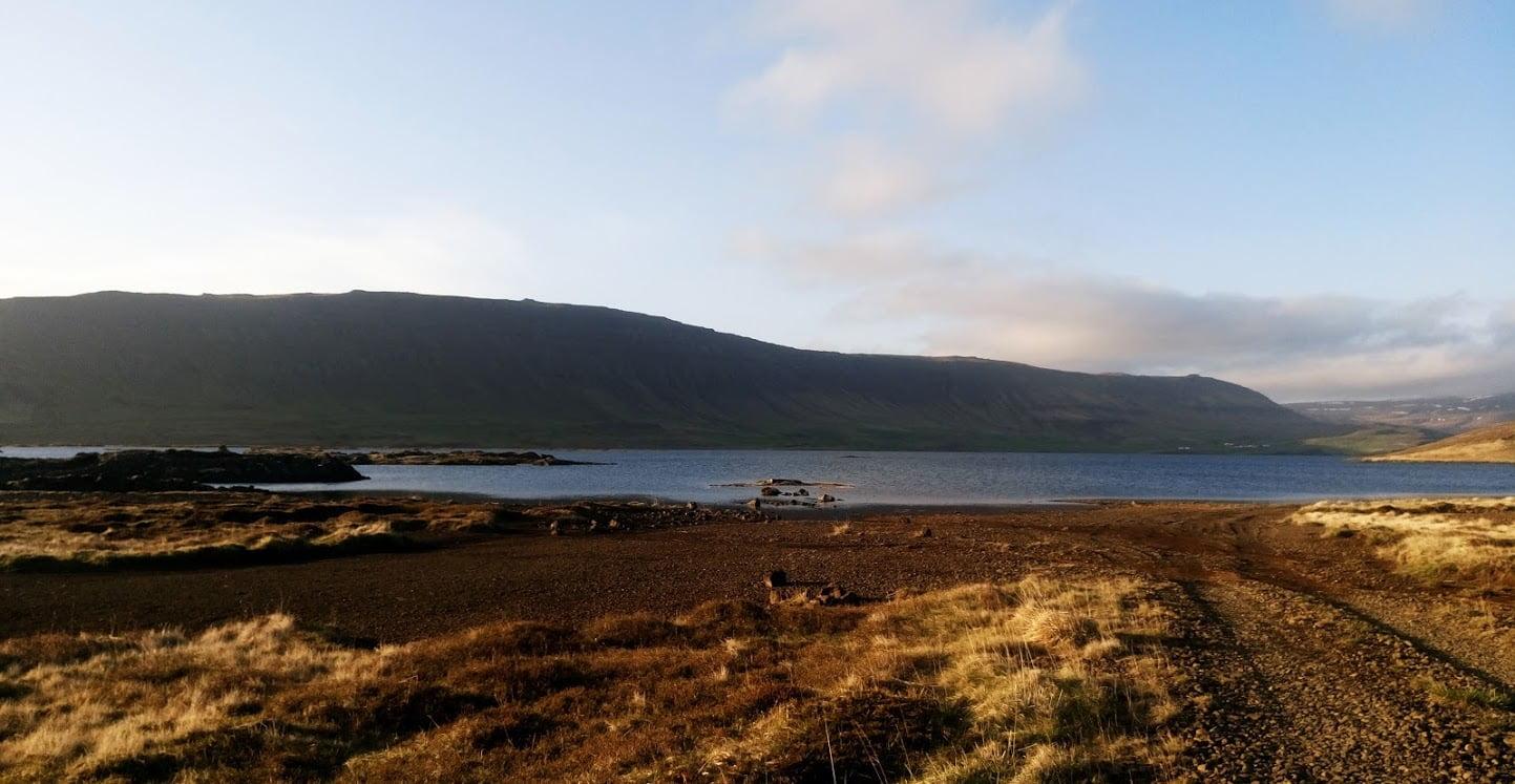 Hlíðarvatn í Hnappadal.